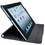 Protective Folio and Stand Noir pour iPad Air pour 20€